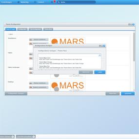 Theme Mars