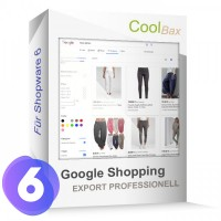 Google Shopping Export Professionell SW6