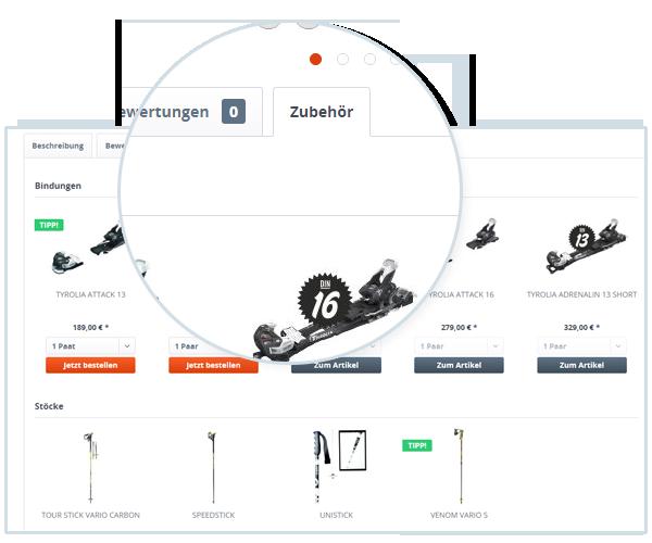 Product Stream Erweiterung Variante 1