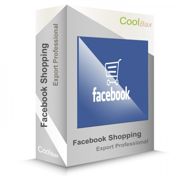 Facebook Shopping Export Professionell