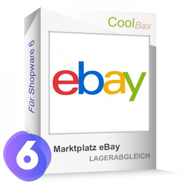 Marktplatz eBay Lagerabgleich SW6