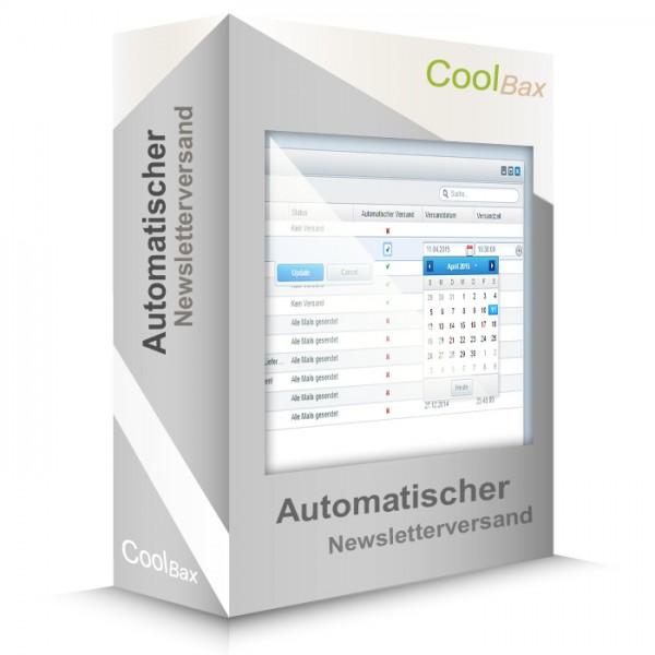 Automatischer Newsletterversand