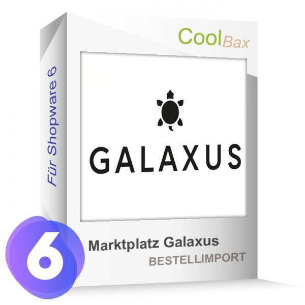 Marktplatz Galaxus Bestellimport SW6