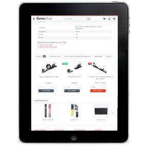 Product Stream Erweiterung