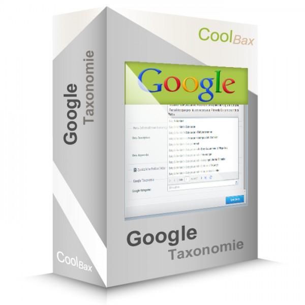 Google Taxonomie / Shopping