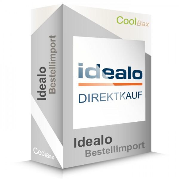 Idealo Bestellimport (Erweiterung)