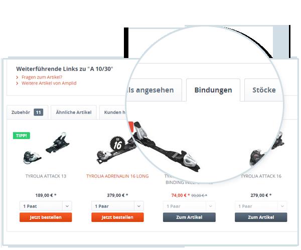 Product Stream Erweiterung Variante 3