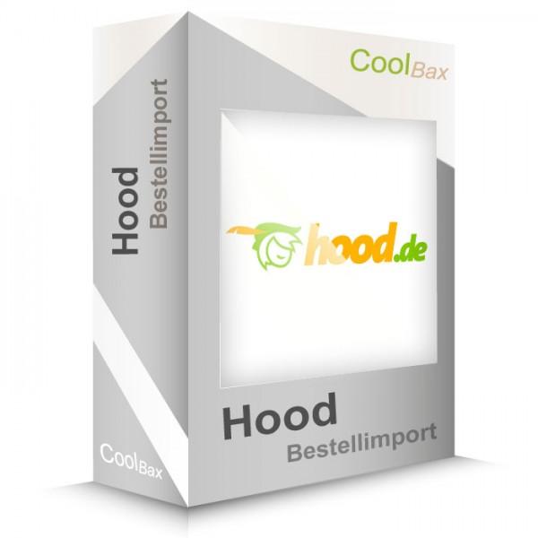 Hood Bestellimport (Erweiterung)