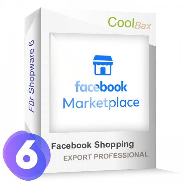 Facebook Shopping Export Professionell SW6