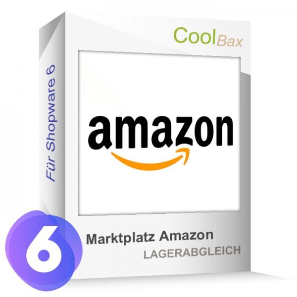 Marktplatz Amazon Lagerabgleich SW6