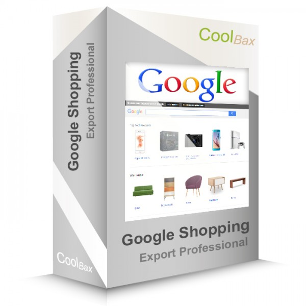 Google Shopping Export Professional